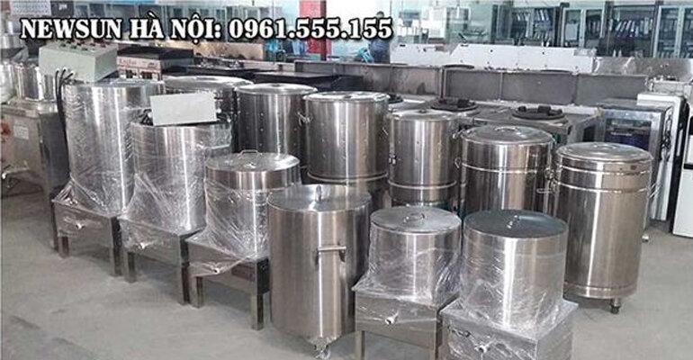NEWSUN - Chuyên gia máy thực phẩm chi nhánh Hà Nội