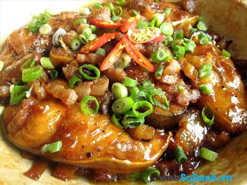 Cá là món ăn yêu thích của người Nhật