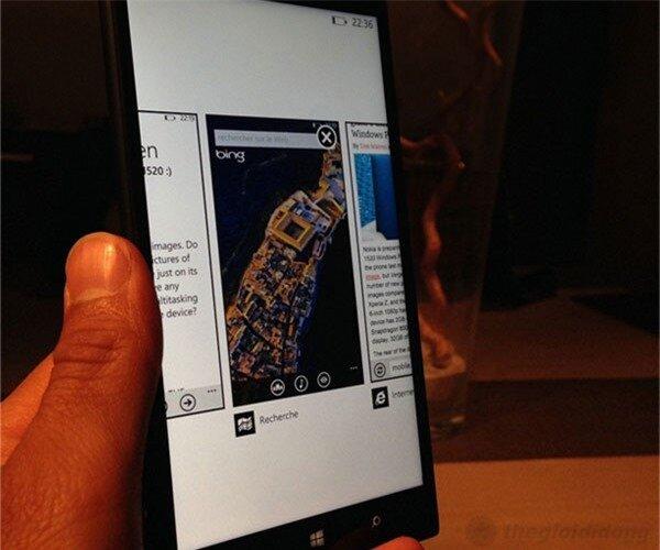 Nổi tiếp thành công của Lumia 1020 và Lumia 1520