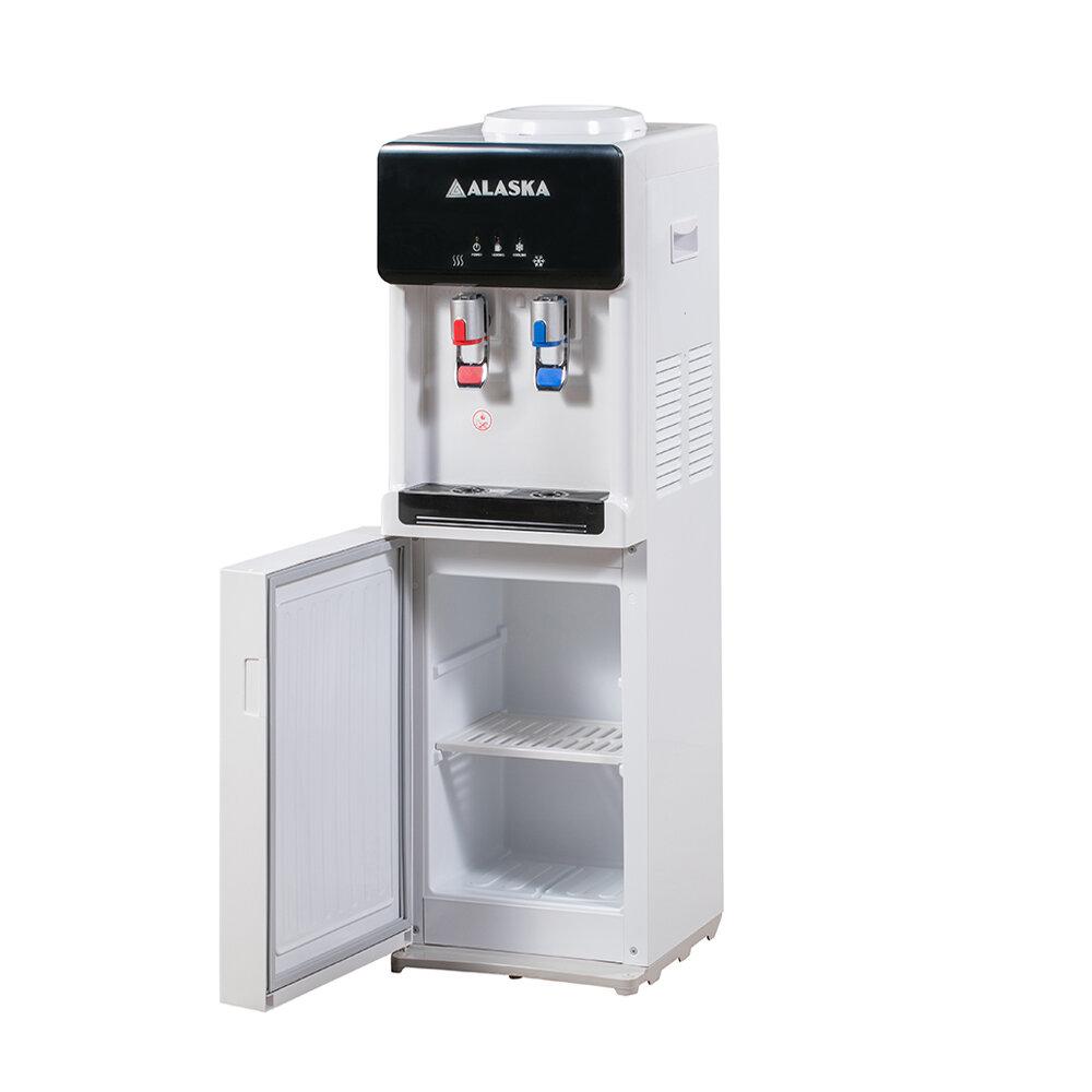 Máy nước uống nóng lạnh Alaska R-89C (Trắng)