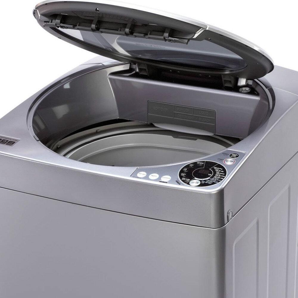 Chế độ giặt của máy giặt Sharp rất đa dạng