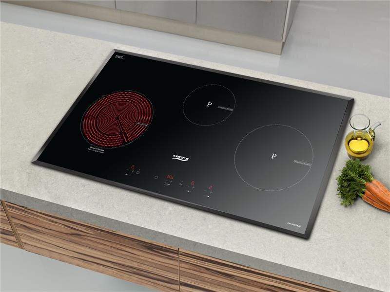 Bếp điện từ + hồng ngoại Chef's EH-MIX544P 5500W