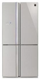 Tủ lạnh Sharp SJ-FS79V (SL / BK) - 600 lít, 4 cửa, inverter