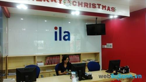 Học tiếng anh ở đâu tốt nhất: trung tâm tiếng Anh ILA
