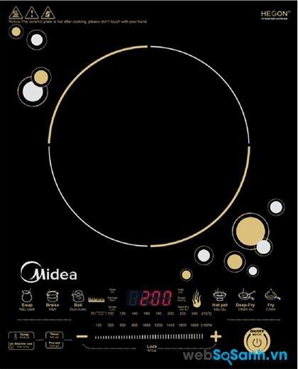 Bếp điện từ Midea MI-SV21DS