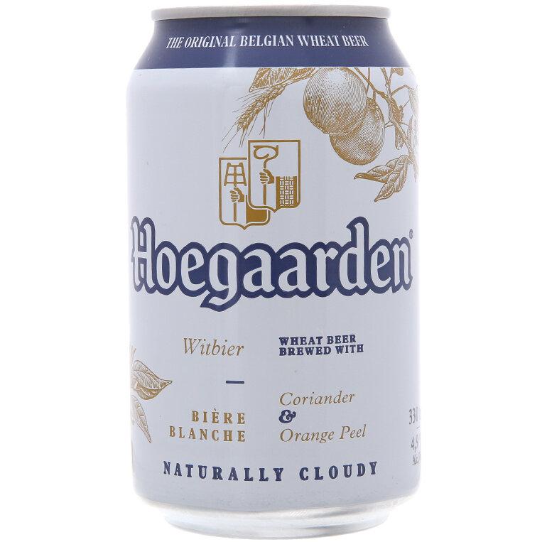 Bia Hoegaarden hương thơm tinh tế, chất lượng tuyệt hảo, thích hợp dùng cho các bữa tiệc