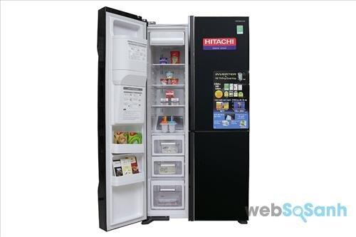 Tủ lạnh Hitachi 3 cánh R-M700GPGV2 584 lít