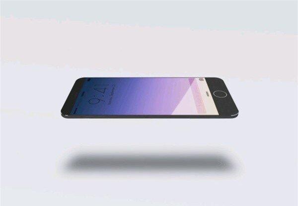 Bản thiết kế iPhone 6 siêu mỏng cực ấn tượng 6