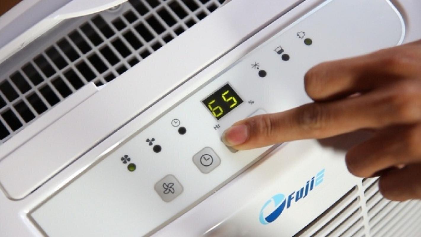 Hướng dẫn sử dụng máy hút ẩm FujiE