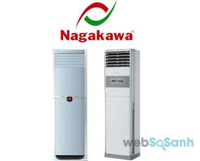 điều hòa tủ đứng Nagakawa