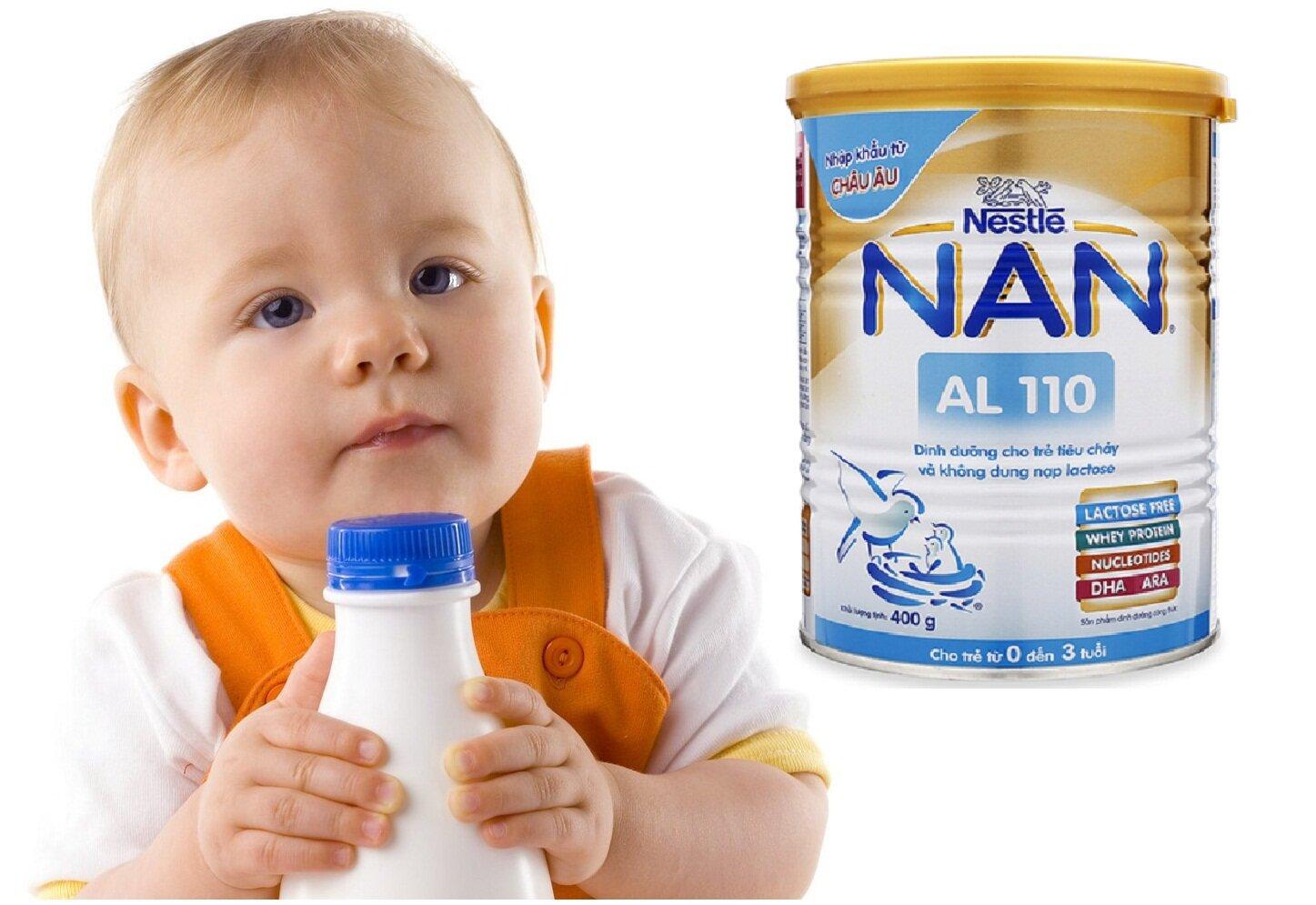 Nestle - thương hiệu sữa nổi tiếng tại Việt Nam