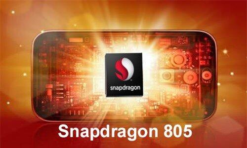 Lumia thế hệ tiếp theo sẽ sử dụng vi xử lý Snapdragon 805