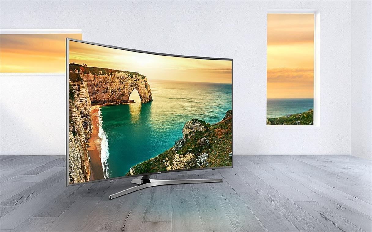 Tivi Samsung 4K 55MU6500