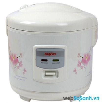 Nồi cơm điện Sanyo ECJ-SP18AWF
