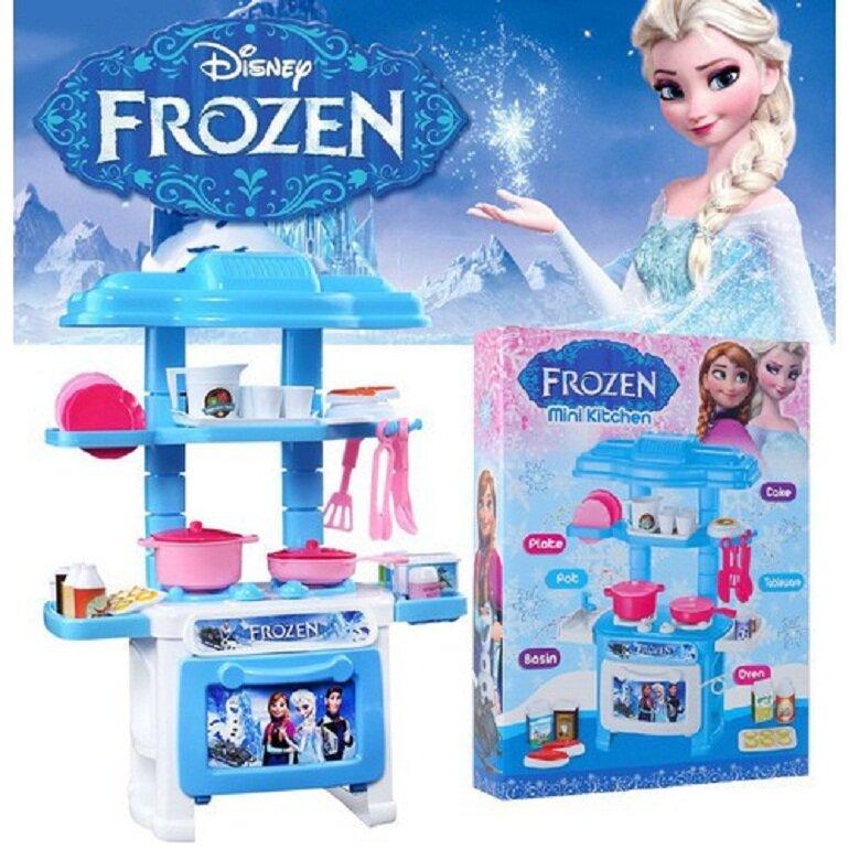 Đồ chơi nấu ăn Mini Kitchen Frozen