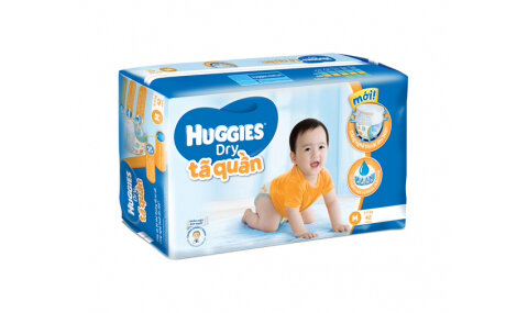 Tã quần Huggies Dry Pants Jumbo M42