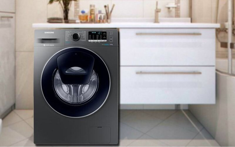 Máy giặt cửa trước AddWash 9kg (WW90K54E0UW)