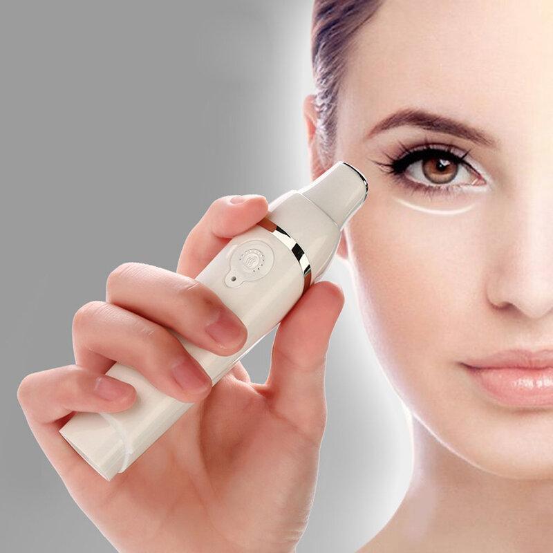 Máy massage mắt giúp giảm quầng thâm hiệu quả
