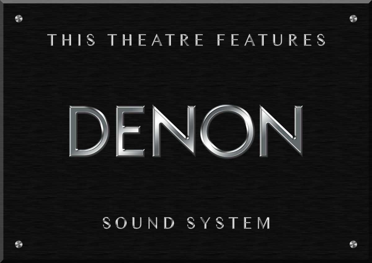 Thương hiệu Denon nổi tiếng