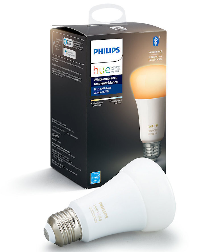 Bóng đèn LED Philips Hue White Ambiance