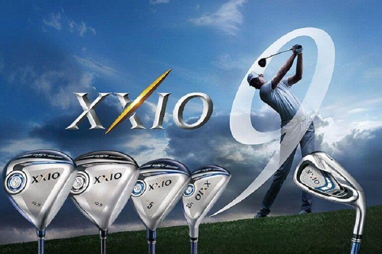 Gậy golf của hãng XXIO
