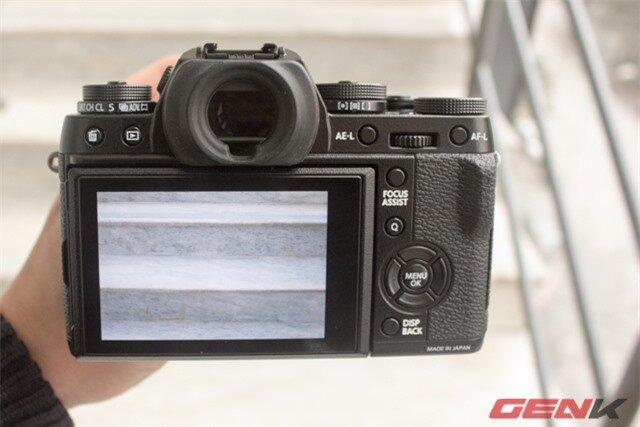 Cận cảnh X-T1, mirrorless lạ, lấy nét nhanh nhất của Fujifilm