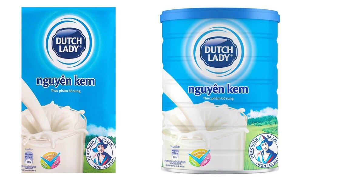 Review sữa bột nguyên kem Cô Gái Hà Lan có tốt không? Có mấy loại? Giá bao nhiêu?
