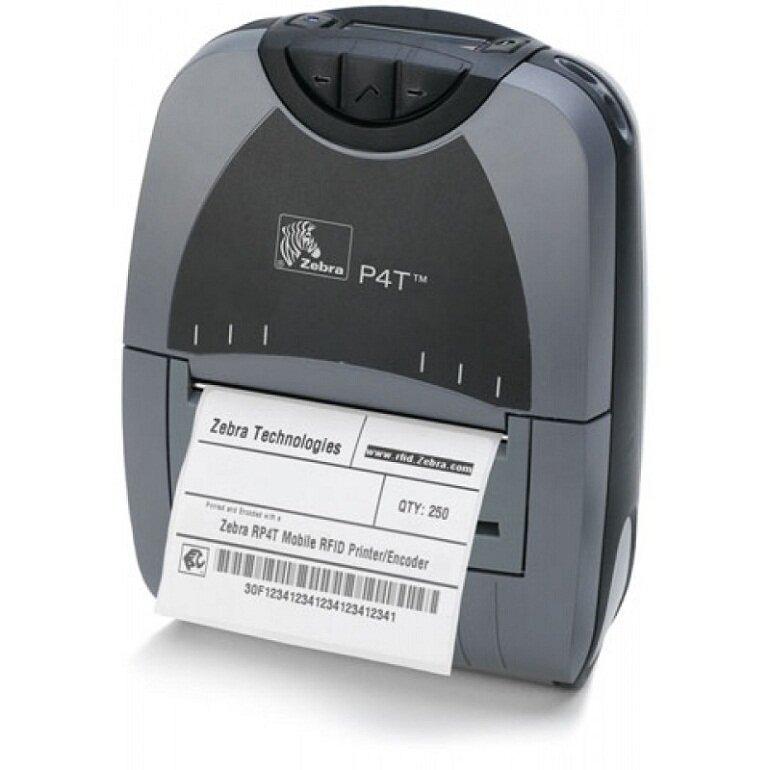 Máy in mã vạch cầm tay Zebra P4T