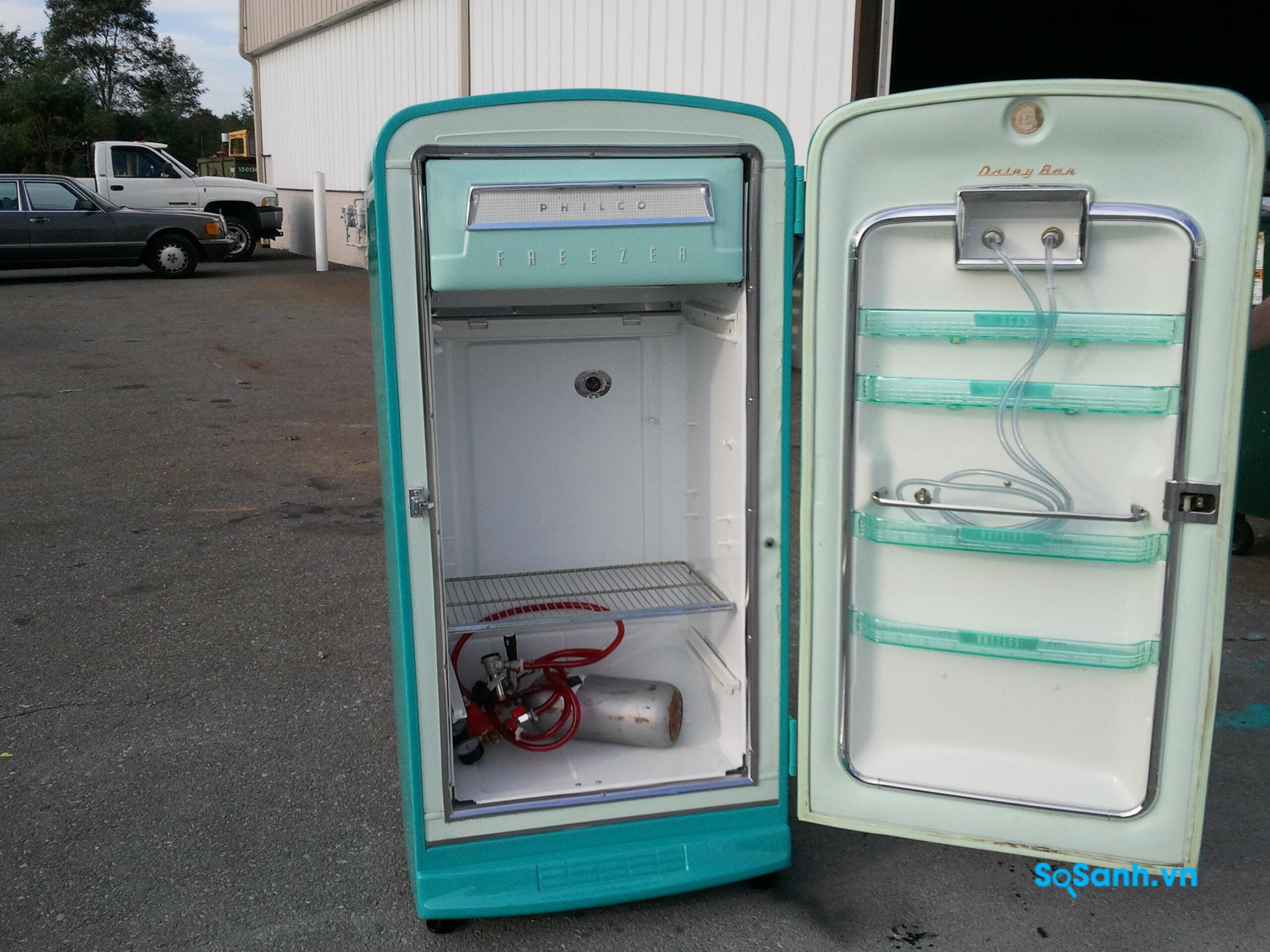 Kiểm tra kỹ càng trước khi mua tủ lạnh sẽ giúp bạn tránh mua phải đống sắt vụn không có khả năng làm lạnh