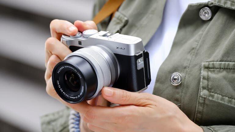 Ở Hà Nội nên mua máy ảnh Fujifilm chính hãng ở đâu?