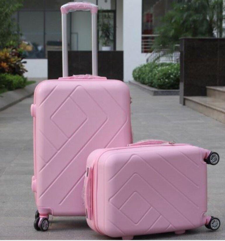 Dòng vali nhựa tổng hợp (PC + ABS) siêu nhẹ