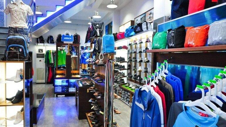 Nên chọn địa chỉ có tên tuổi có nhiều năm kinh nghiệm trong lĩnh vực bán đồ quần áo thể thao