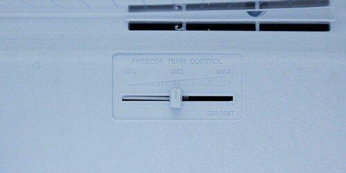 cách điều chỉnh nhiệt độ tủ lạnh