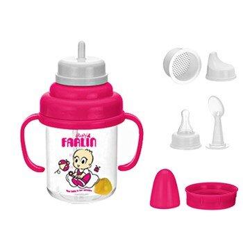 Tập uống sữa cùng bé với Farlin BF-187