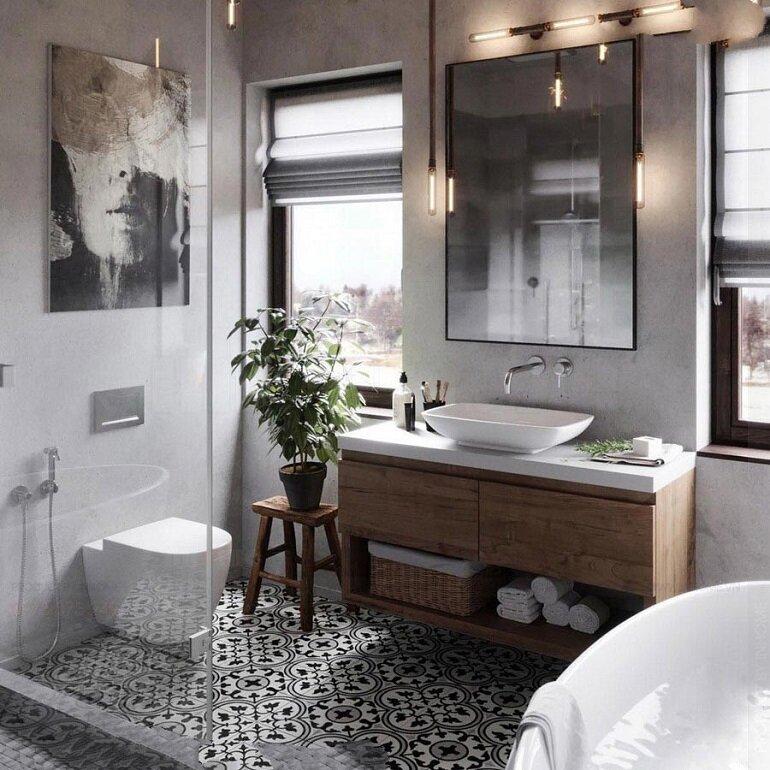 nội thất phòng tắm cao cấp