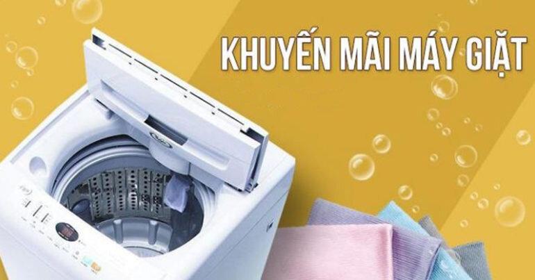 5 tiêu chí quan trọng khi mua máy giặt trong mùa khuyến mãi giảm giá bạn nhất định phải biết