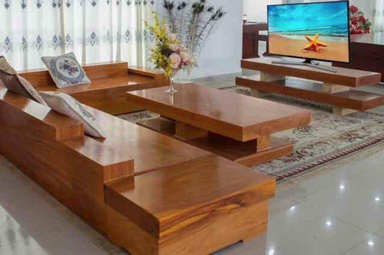 Ý tưởng chọn đồ nội thất cho căn phòng thêm sang trọng