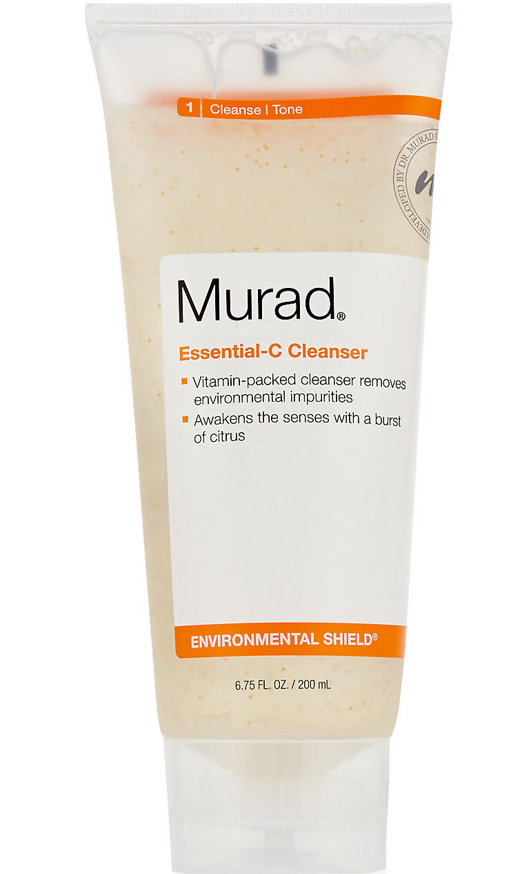 Giới thiệu chi tiết về sữa rửa mặt Murad Essential C Cleanser
