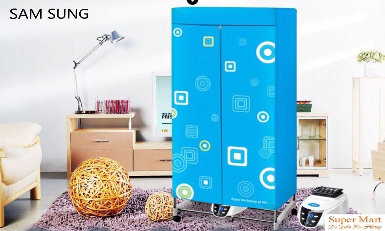 Tủ sấy áo quần Samsung rất dễ dùng