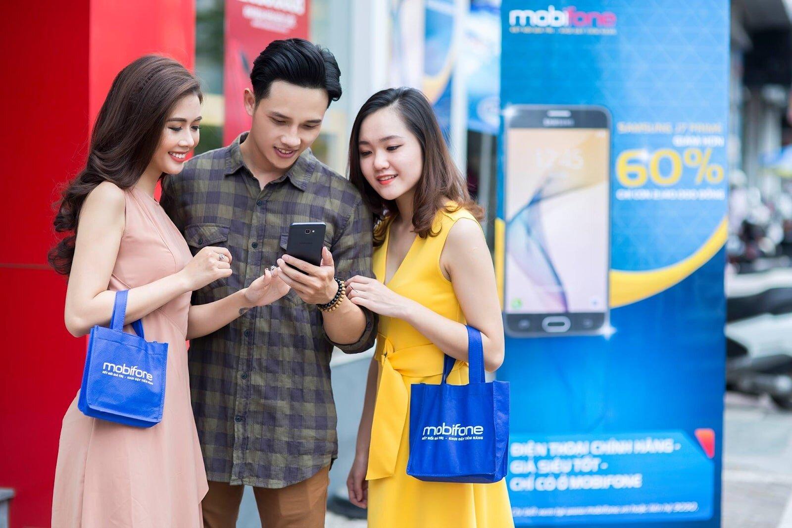 Dịch vụ tiện ích của Mobifone