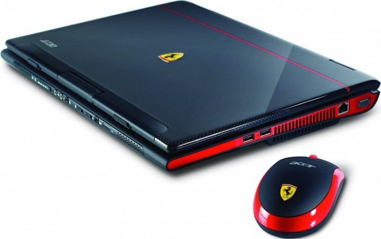 Laptop Acer Ferrari 1100