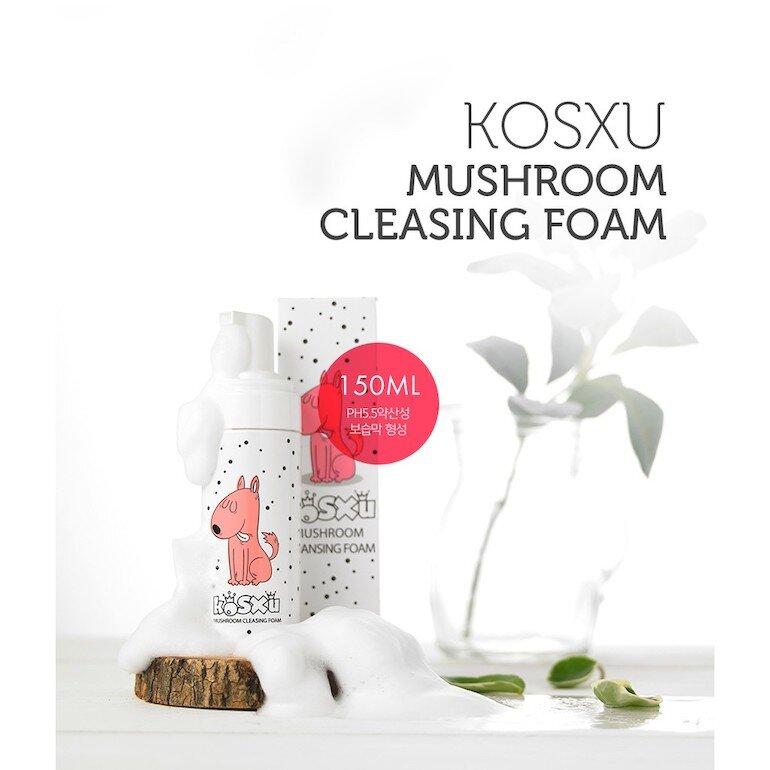Thông tin chi tiết về sản phẩm sữa rửa mặt Kosxu