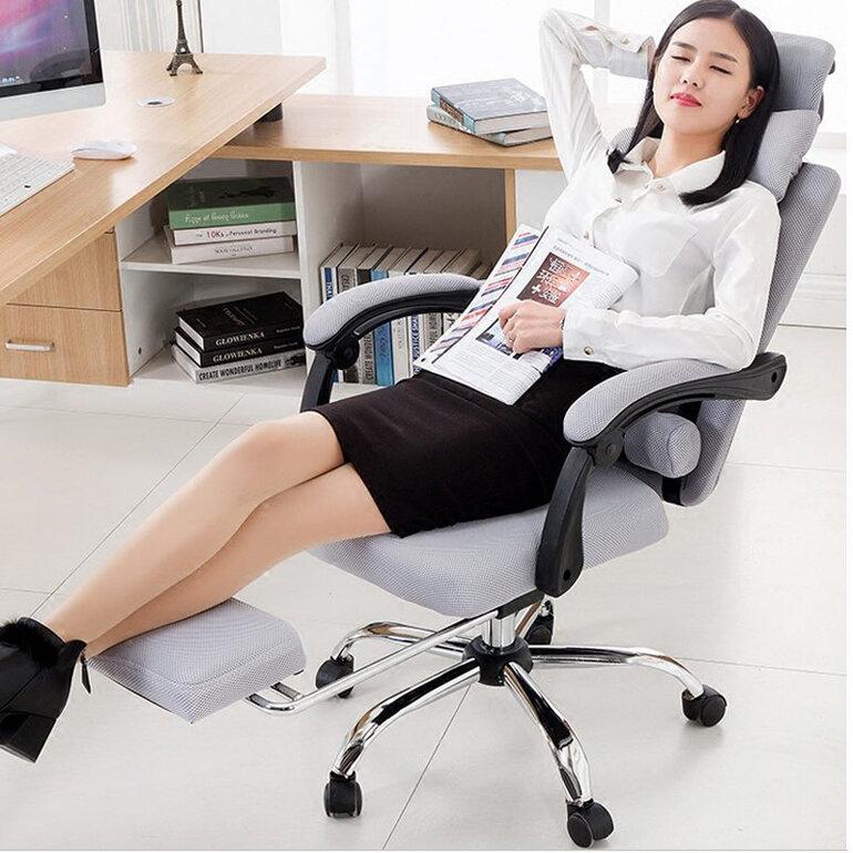 Ghế ngủ trưa tại văn phòng