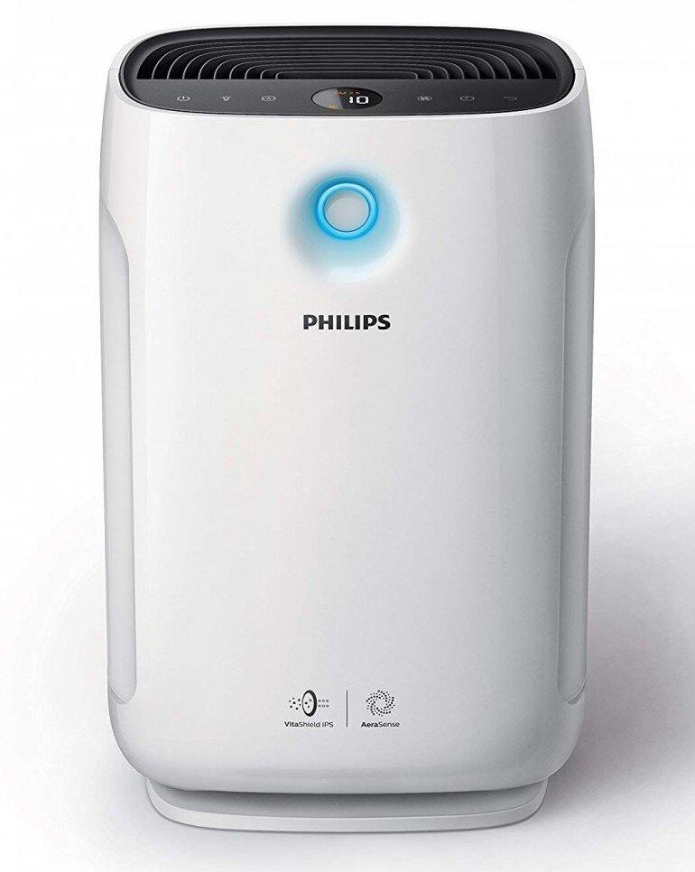 Máy lọc không khí Philips 2000 series AeraSense AC2887/20 56-watt