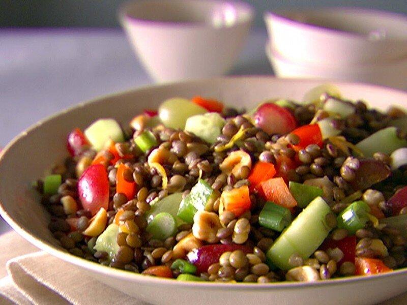 Đậu lăng có thể kết hợp thành nhiều món ăn ngon hàng ngày
