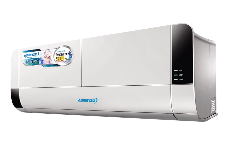 Điều hòa - Máy lạnh Asanzo K09 - 1 chiều, inverter, 1HP