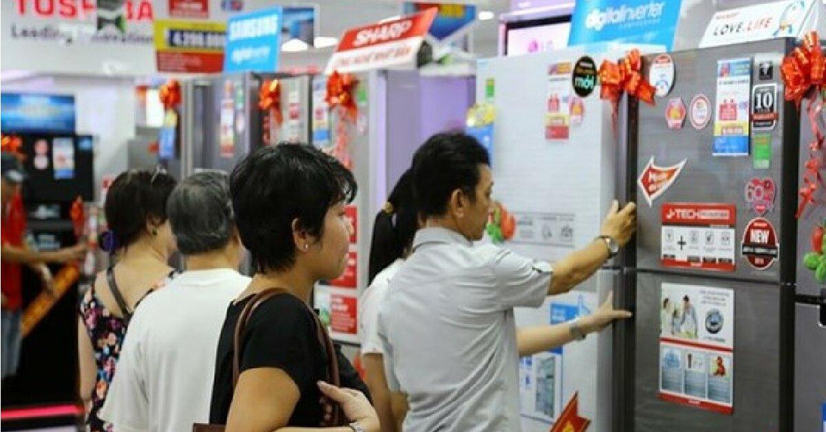 Giá tủ lạnh Tết 2021 giảm ồ ạt cho người tiêu dùng nhiều lựa chọn tốt