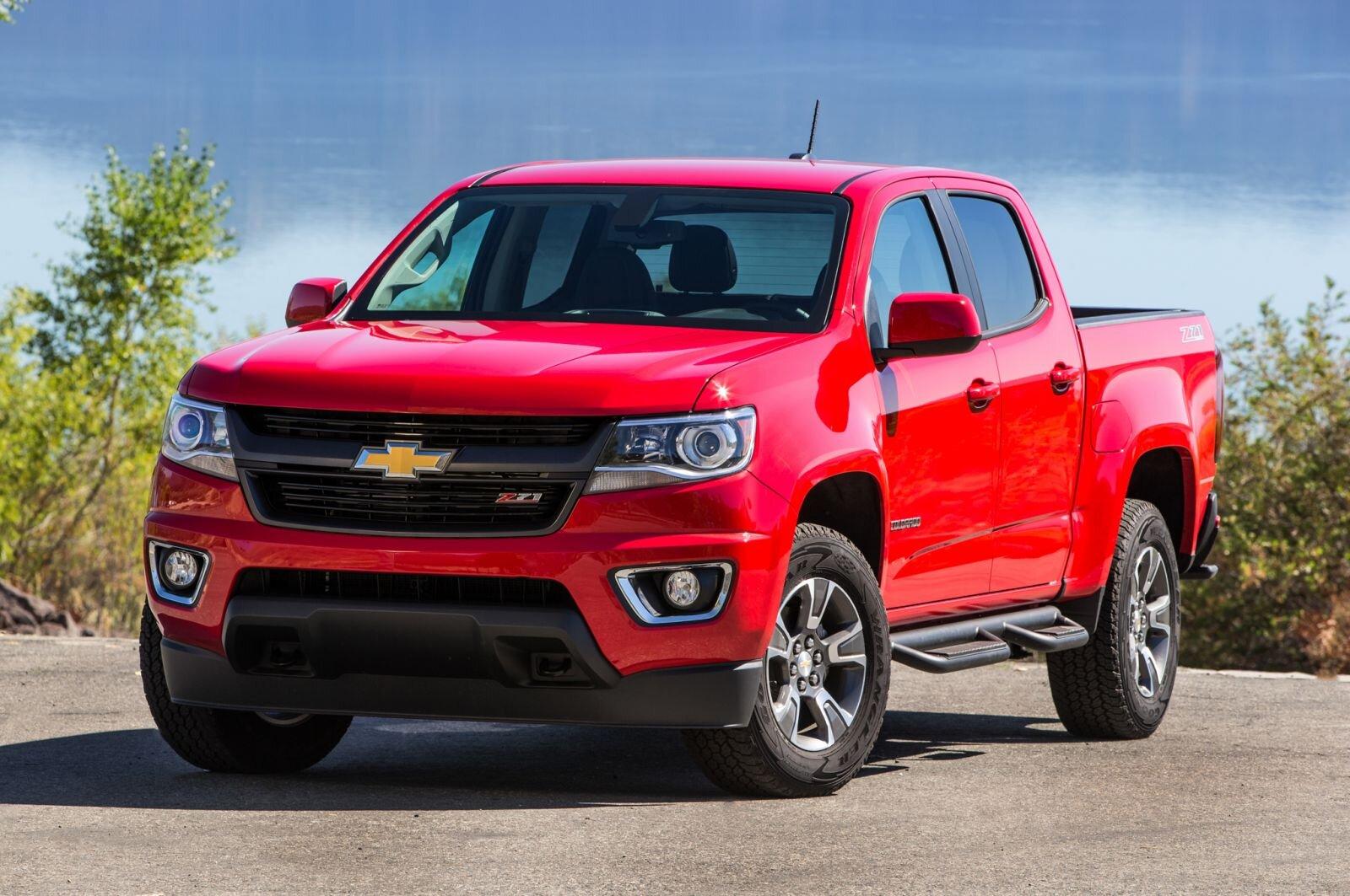 Lịch lãm, đẳng cấp với chiếc xe bán tải Chevrolet Colorado