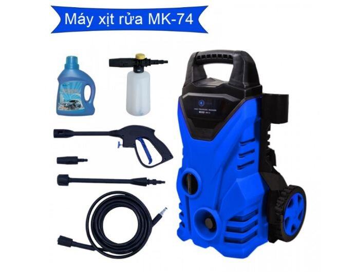 Máy rửa xe cao áp bọt tuyết Kachi MK74 - Giá tham khảo: 1.344.000 vnđ