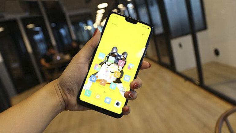 Điện thoại Xiaomi Mi 8 Lite giá rẻ 6,69 triệu đồng với thiết kế ấn tượng vượt trội trong tầm giá